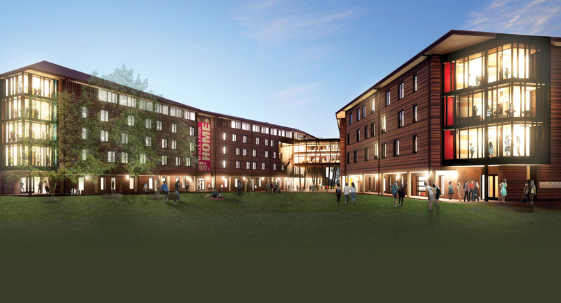 First Year Residence Hall