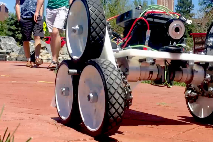 University of denver unmanned vehicle malvernweather Choice Image