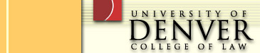 University of Denver Home Page