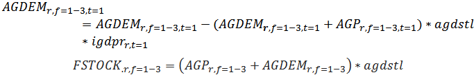 ag equation 18