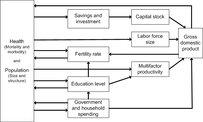 labor social capital and health an Wave 6 of he household, income and labour dynamics of australia  related to  mental health, but for women, social capital was a better.