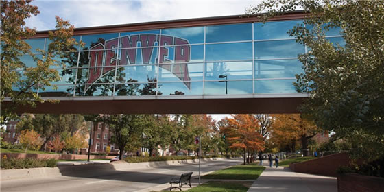 University of Denver Financial Aid