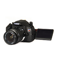 Canon EOS Rebel T31 DSLR Camera