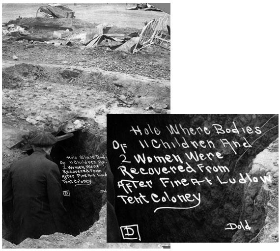 100 Years Ago: The Ludlow Massacre