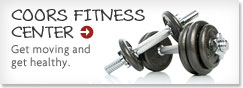 Learn more about Coors Fitness Center