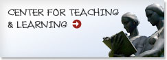 Learn more about The Center for Teaching & Learning