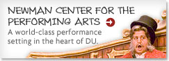 Learn more about the Newman Center for the Arts