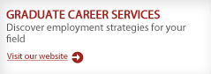 Graduate Career Services