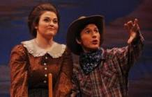 "George Arvidson in ""Oklahoma!"""