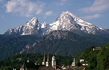 german mountains