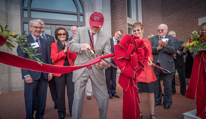 New Ritchie School building opened on Oct. 14