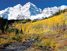 Explore nature and outdoor adventures in the Rocky Mountains