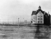 The University of Denver was founded by John Evans in 1864