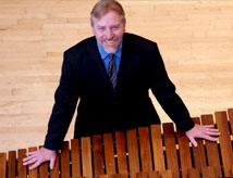 John Kinzie, Lamont percussion instructor