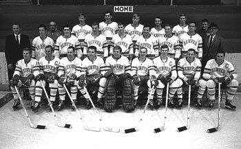 The 1968 hockey team was admitted into the DU hall of fame in 2010.