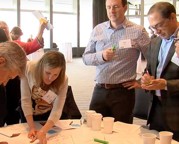 Denver leaders gather to brainstorm new solutions