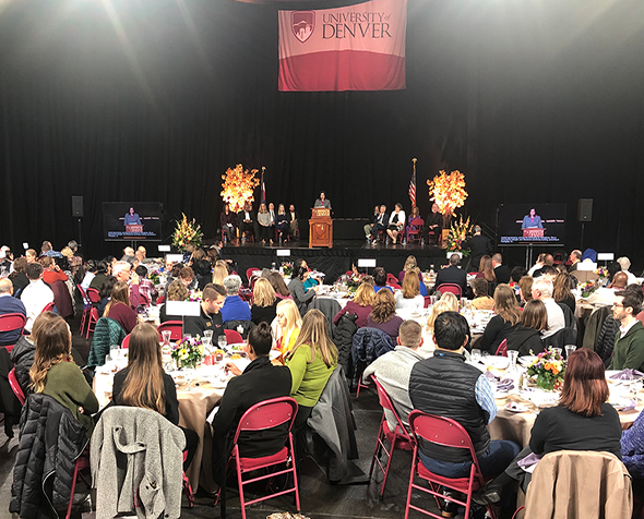 2019 Faculty and Staff Awards