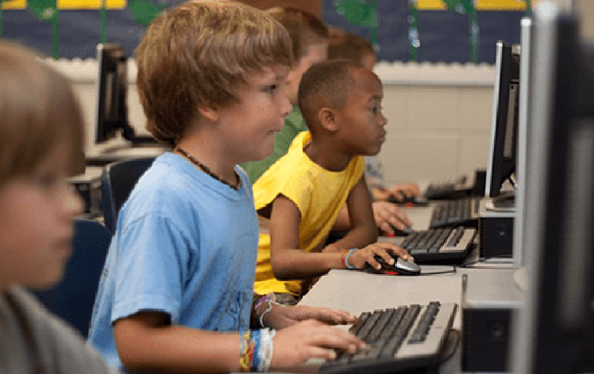 Standardized testing on computers