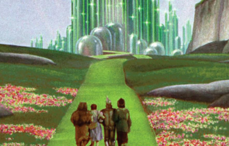 road to the wizard of oz