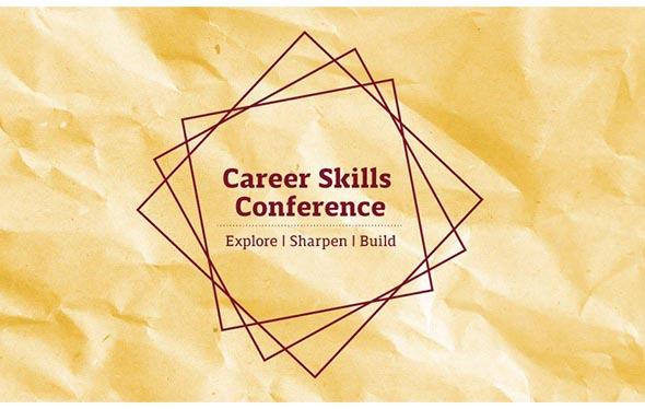 career skills conference graphic