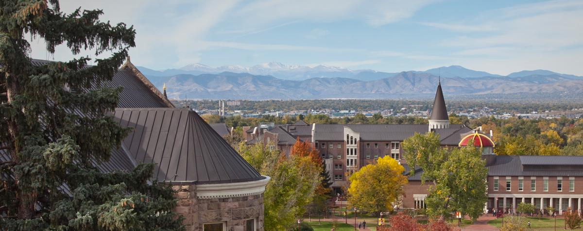 University Of Denver Calendar 2021-22 Wallpaper