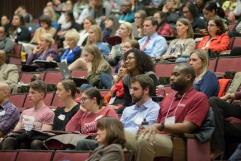 Students at Diversity Summit