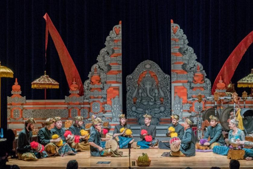 High Arts Asia: Music and Dance of Bali