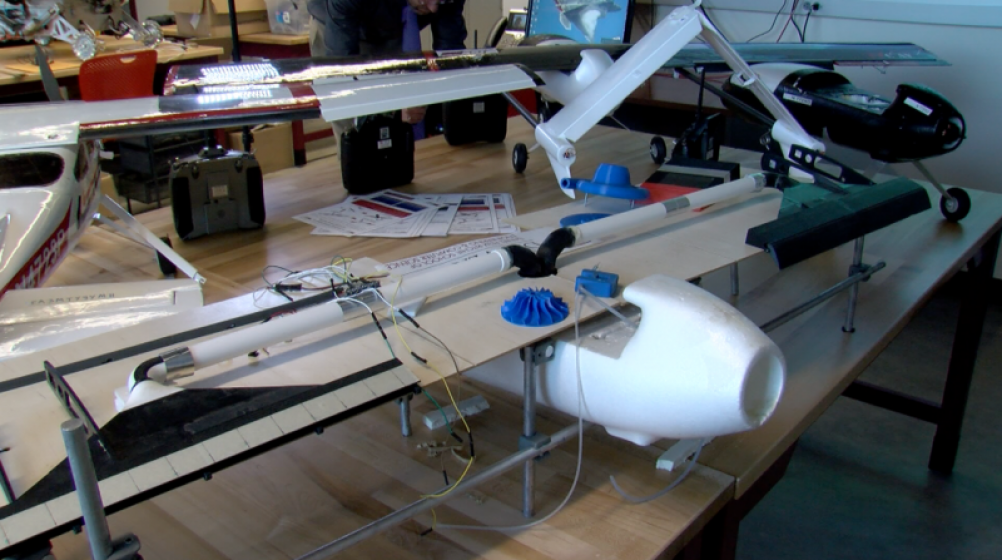 DU's Unmanned Systems Research Institute