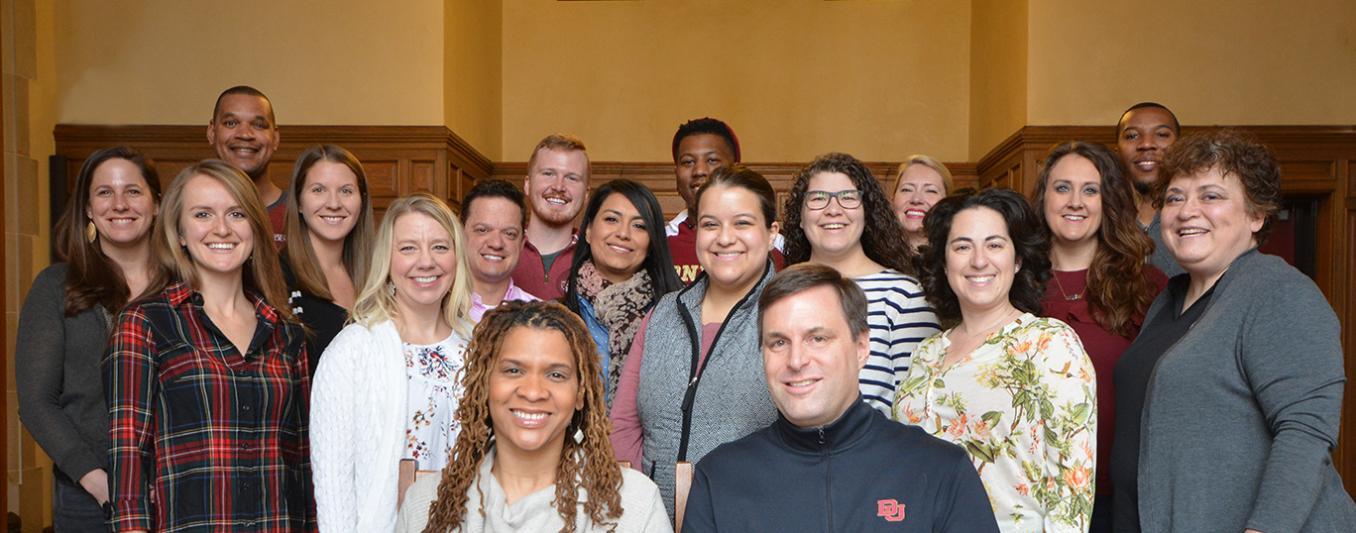 Undergraduate Admission team photo