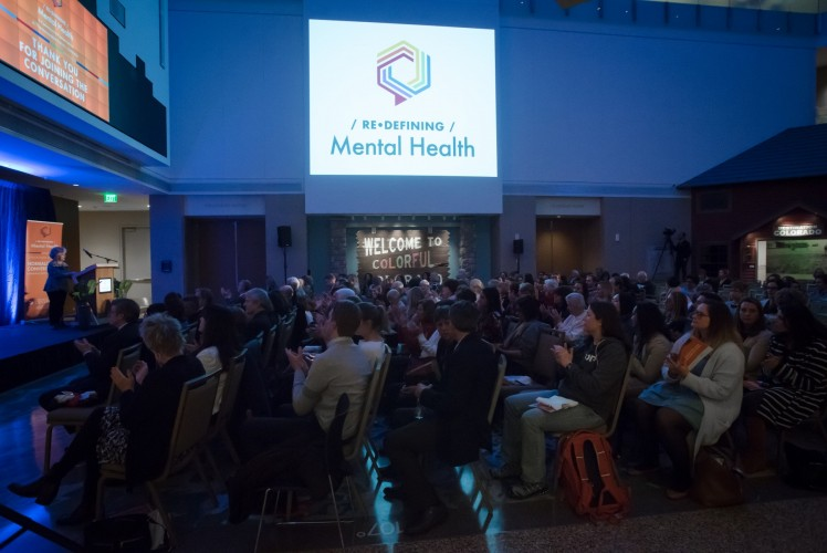 Redefining Mental Health: A Community Conversation with the Honorable Patrick J. Kennedy