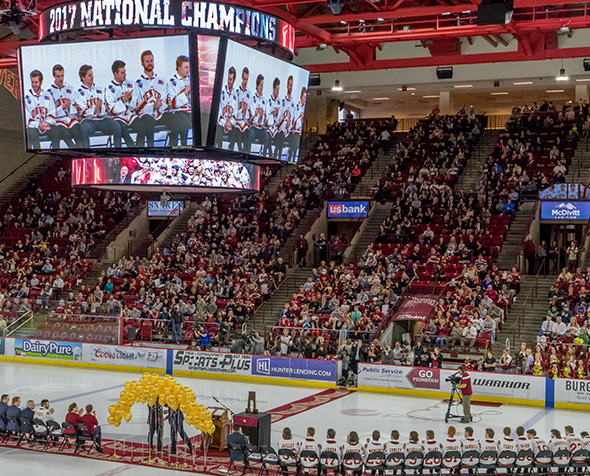 Athletics & Recreation | University of Denver