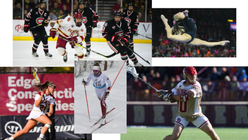 Collage of Sports Shots