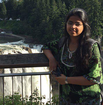 University of Denver student Sneha Sawlani landed an internship at Amazon.
