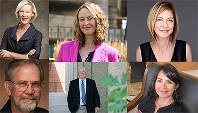 Awards Recognize Faculty Achievements in Research, Teaching
