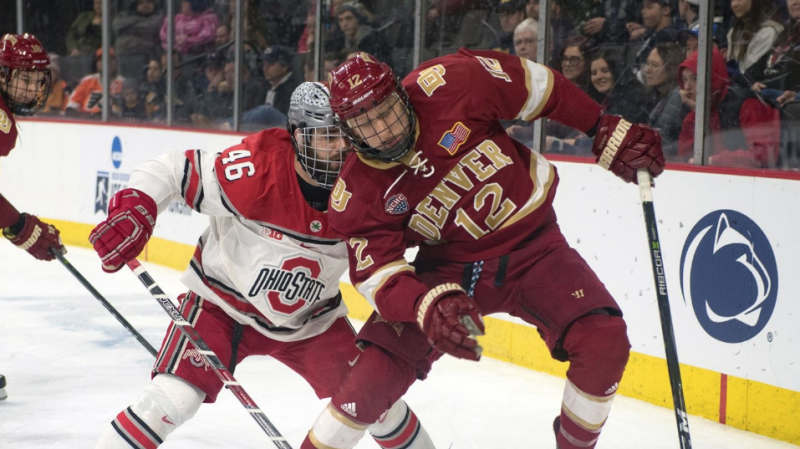 2018 DU Hockey vs Ohio State