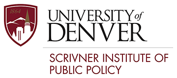 Scrivner Institute of Public Policy logo