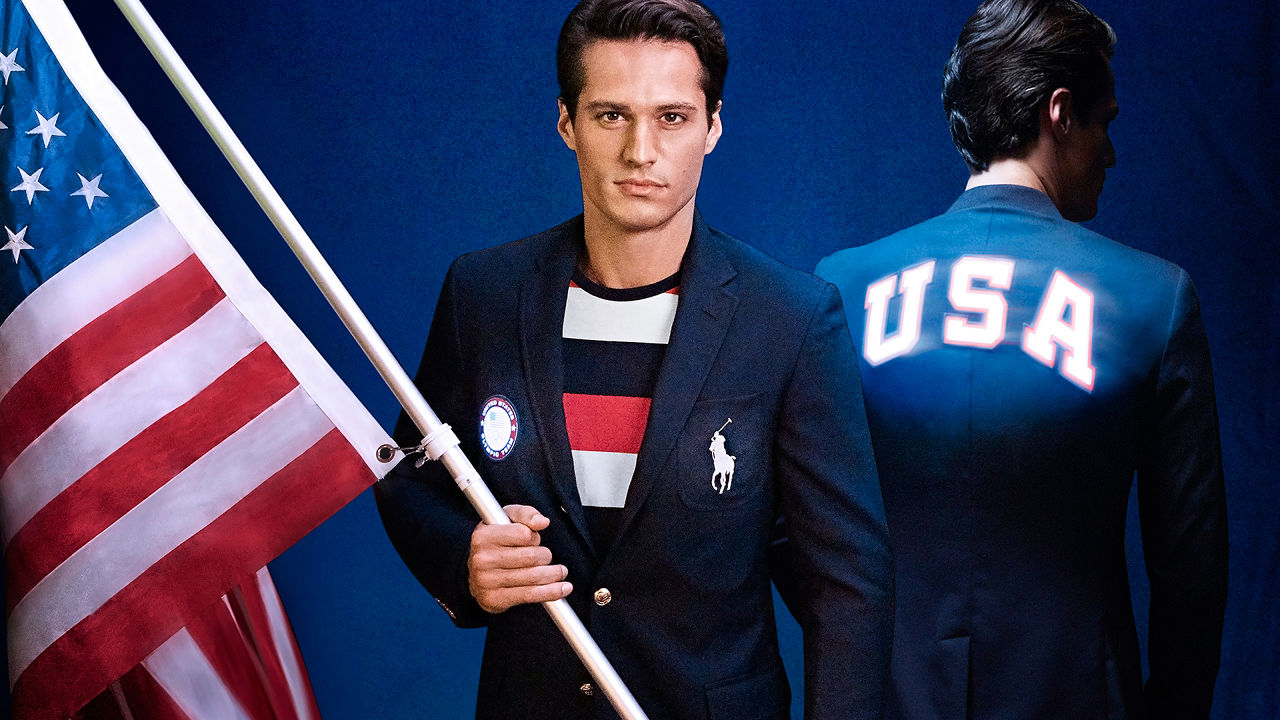 man-in-olympic-outfit