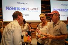 Pioneering Summer Demo Day