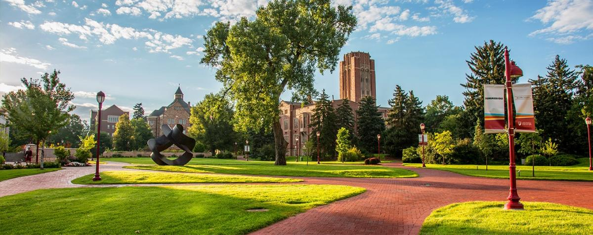 university of denver campus