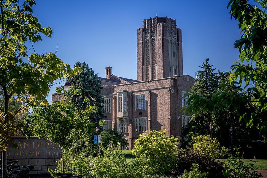 Colleges In Denver Colorado >> University Of Denver