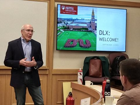 Scott at DLX