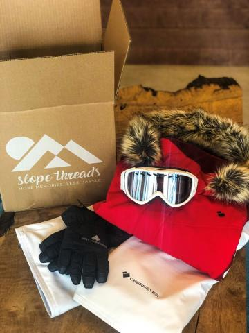 SlopeThreads gear