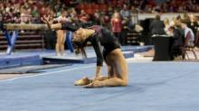 Womens Gymnastics at Oklahoma