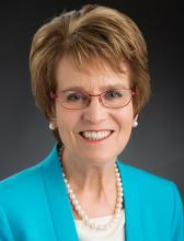 Mary Sue Coleman's headshot