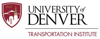 Transportation Institute Logo