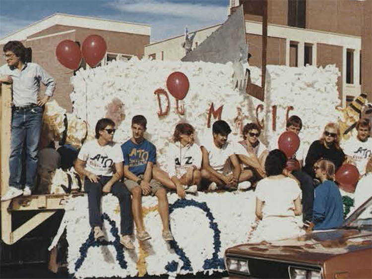 1986 Homecoming